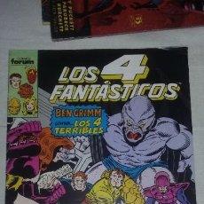 Cómics: LOS CUATRO FANTASTICOS 91 VOL 1. Lote 183936090