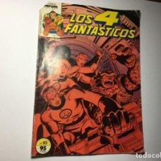 Cómics: LOS 4 FANTASTICOS Nº 10 - FORUM. Lote 183938641