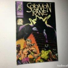 Cómics: COMIC SOLOMON KANE Nº 3 - FORUM. Lote 183950465
