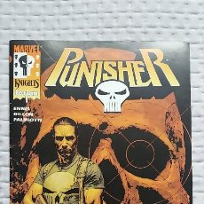 Cómics: PUNISHER MARVEL KNIGHTS VOL 1 COMPLETA - GARTH ENNIS STEVE DILLON - FORUM MARVEL - BUEN ESTADO. Lote 183995960