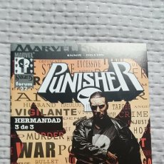 Cómics: PUNISHER MARVEL KNIGHTS VOL 2 COMPLETA - GARTH ENNIS STEVE DILLON - FORUM MARVEL - BUEN ESTADO. Lote 183996261