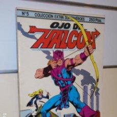 Cómics: OJO DE HALCON Nº5 COLECCION EXTRA SUPER HEROES - FORUM . Lote 184042278