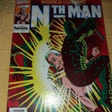 Cómics: NTH MAN.NUMERO 10.PLANETA-FORUM. Lote 184048638