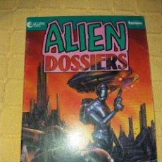 Cómics: ALIEN DOSSIERS.NUMERO 7.PLANETA-FORUM. Lote 184048788