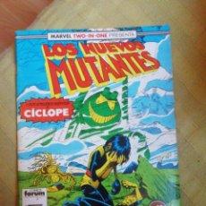 Comics : LOS NUEVOS MUTANTES 53. Lote 184106257