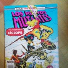 Comics : LOS NUEVOS MUTANTES 54. Lote 184106490