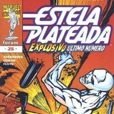Comics: ESTELA PLATEADA VOL. 3 Nº 25 - FORUM - IMPECABLE. Lote 224018706