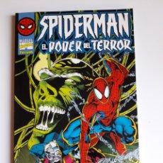 Cómics: TOMO SPIDERMAN. EL PODER DEL TERROR. ¡NUEVO!. Lote 184161755