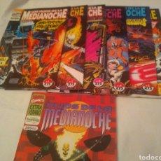Cómics: LOS HIJOS DE LA MEDIANOCHE 6 COMICS COMPLETO+ EXTRA VERANO. Lote 184214341