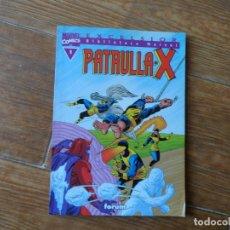 Cómics: LA PATRULLA X BIBLIOTECA MARVEL EXCELSIOR Nº 1 EDICIONES FORUM. Lote 184312875