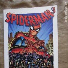 Cómics: SPIDERMAN 3-BIBLIOTECA EL MUNDO-192 PAGINAS. Lote 184365045