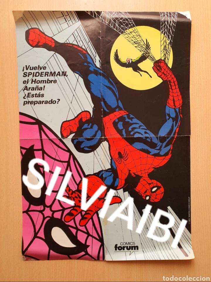 POSTER SPIDERMAN FORUM (Tebeos y Comics - Forum - Spiderman)