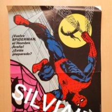 Cómics: POSTER SPIDERMAN FORUM. Lote 184430406