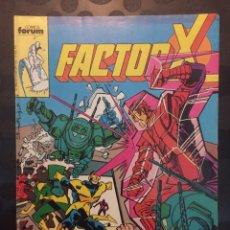 Comics: FACTOR X VOL.1 N.21 . QUERIAS UN POCO DE EVOLUCIÓN . ( 1988/1995 ) .. Lote 184466831