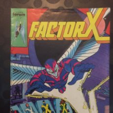 Comics: FACTOR X VOL.1 N.22 . LA CAIDA DE LOS MUTANTES . ( 1988/1995 ) .. Lote 184467088