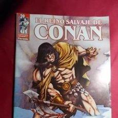 Cómics: EL REINO SALVAJE DE CONAN. Nº 29. FORUM. Lote 184489940
