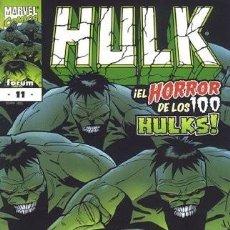 Cómics: HULK VOL. 4 #11. Lote 184596513