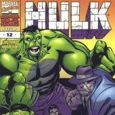 Cómics: HULK VOL. 4 #12. Lote 184596531