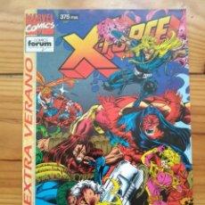 Comics: X FORCE EXTRA VERANO - MUY BUEN ESTADO. Lote 184599278