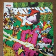 Comics : PATRULLA-X VOL. 1 Nº 17 PROCEDE DE RETAPADO - FORUM - SUB02. Lote 184612627