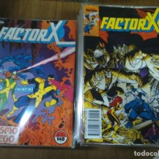 Cómics: FACTOR X -- VOLUMEN 1 -- COMPLETA 94 NUMEROS -- . Lote 184713887