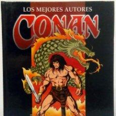 Cómics: LOS MEJORES AUTORES CONAN. ERNIE CHAN. FORUM, 1997.. Lote 184751576