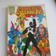 Comics : PODERES CÓSMICOS VOL.2 Nº 6 - ESTELA PLATEADA/WARLOCK/GUARDIANES DE LA GALAXIA FORUM CS201. Lote 184780838