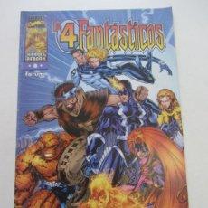 Comics : LOS 4 FANTASTICOS. VOL 2 Nº 8 HEROES REBORN FORUM MUCHOS MAS A LA VENTA PIDE TUS FALTAS CX31. Lote 184788768