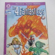 Comics : LOS 4 FANTASTICOS. VOL 4. Nº 8 FORUM MUCHOS MAS A LA VENTA PIDE TUS FALTAS CX31. Lote 184789015