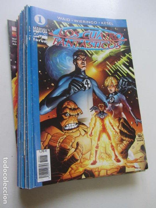 LOTE LOS 4 FANTASTICOS VOL 5 Nº 1 A 19 EXCEPTO 7 MUCHOS MAS A LA VENTA PIDE TUS FALTAS CX31 (Tebeos y Comics - Forum - 4 Fantásticos)
