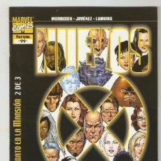 Cómics: NUEVOS X-MEN VOL.1 - X-MEN - Nº 99 - VOL.2 - JUNIO 2004 - FORUM -. Lote 184815131