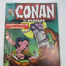 Cómics: CONAN EL BARBARO VOL. 1 Nº 89 FORUM MUCHOS MAS A LA VENTA MIRA TUS FALTAS CX32. Lote 184847487
