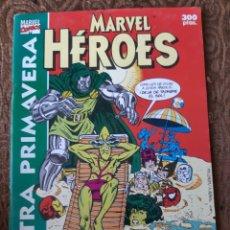 Cómics: TEBEOS-CÓMICS CANDY - MARVEL HEROES EXTRA PRIMAVERA - FORUM - AA98. Lote 184856241