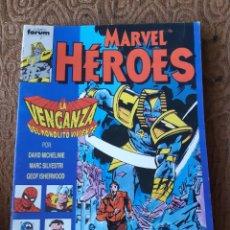 Fumetti: TEBEOS-CÓMICS CANDY - MARVEL HEROES 49 - FORUM - AA98. Lote 184859321