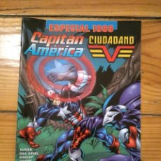 Cómics: CAPITÁN AMÉRICA / CIUDADANO V - ESPECIAL 1999. Lote 184869852