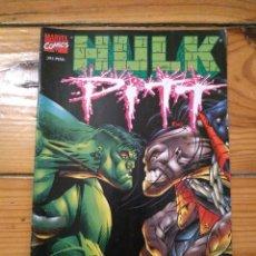 Cómics: HULK PITT - PETER DAVID & DALE KEOWN. Lote 184870886
