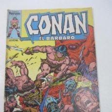 Cómics: CONAN EL BARBARO VOL. 1 Nº 10 FORUM MUCHOS MAS A LA VENTA MIRA TUS FALTAS CX32. Lote 184873407