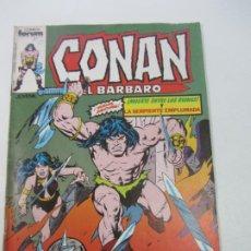 Cómics: CONAN EL BARBARO VOL. 1 Nº 7 FORUM MUCHOS MAS A LA VENTA MIRA TUS FALTAS CX32. Lote 184873571