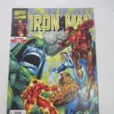 Comics: IRON MAN VOL. 5 V Nº 14 FORUM MUCHOS MAS A LA VENTA MIRA TUS FALTAS CX32. Lote 184876256