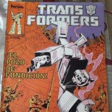 Cómics: TRANSFORMERS N-13. Lote 185254932