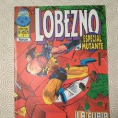 Cómics: LOBEZNO - LA FURIA DEL RONIN ROJO (JEPH LOEB, ED MCGUINESS) - ESPECIALES X-MEN. Lote 185671857
