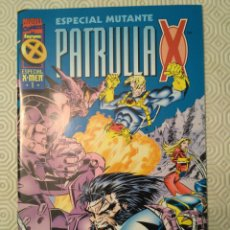 Cómics: ESPECIAL MUTANTE - PATRULLA-X (TERRY KAVANAGH, BRYAN HITCH). Lote 185672098