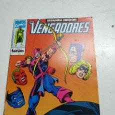 Cómics: LOS VENGADORES VOL. 1. SEGUNDA EDICION LOTE DE 18 Nº 4-5-6-9-11 AL 17-19 AL 22- 27-28-30. Lote 53823591