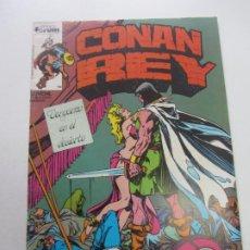 Cómics: CONAN REY. Nº 6. FORUM MUCHOS MAS A LA VENTA MIRA TUS FALTAS CX32. Lote 185716813