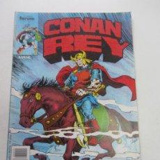 Cómics: CONAN REY. Nº 55 FORUM MUCHOS MAS A LA VENTA MIRA TUS FALTAS CX32. Lote 185717191