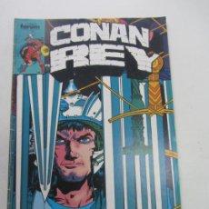 Cómics: CONAN REY. Nº 60 FORUM MUCHOS MAS A LA VENTA MIRA TUS FALTAS CX32. Lote 185717485