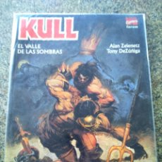 Cómics: KULL EL VALLE DE LAS SOMBRAS -- FORUM --. Lote 205361902