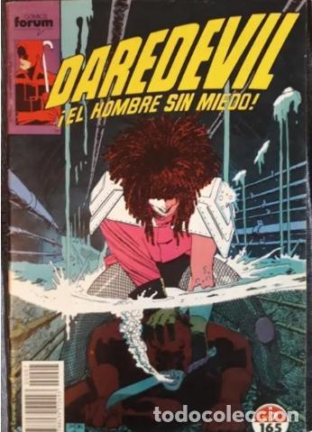 DAREDEVIL VOL. 2 N°7 MARVEL/FORUM (Tebeos y Comics - Forum - Daredevil)