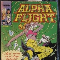 Cómics: ALPHA FLIGHT N°11 MARVEL/FORUM. Lote 185747117