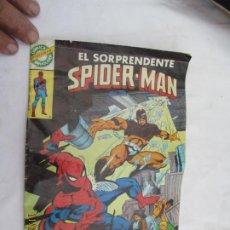 Cómics: EL SORPRENDENTE SPIDER-MAN Nº 35 EL CONTRABANDISTA LOCO -BRUGUERA 191. Lote 185753556